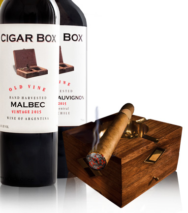 Cigar Box Wines
