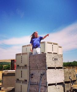 Chris Upchurch, Winemaker
