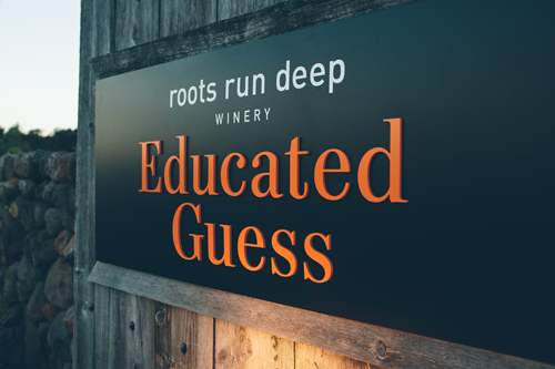 Educated Guess Vineyards